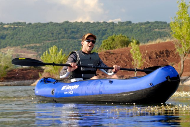 Sevylor Inflatable Kayak