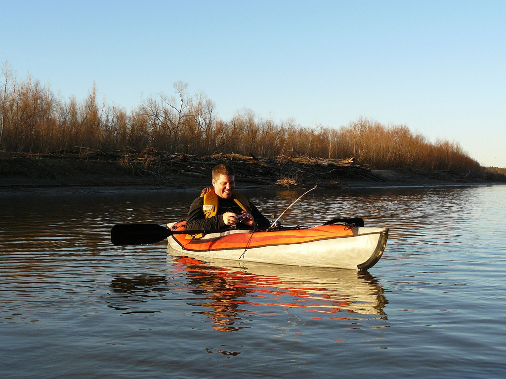 How to choose the best fishing kayak alberta for Best canoe for fishing